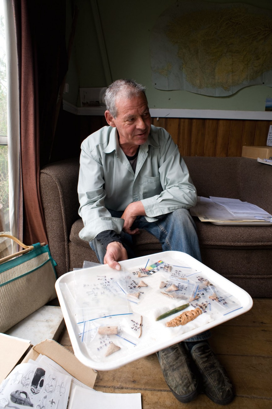 Rock art researcher Brian Allingham believes that rock art motifs are part of an ongoing expression of culture brought to New Zealand and developed into a uniquely Maori art form as translated into a range of art and artifacts.