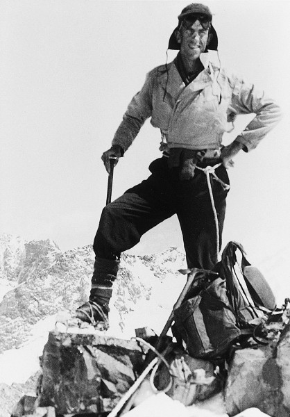 Hillary took up climbing as a lad, bending to an adventurous impulse. He could have had little thought that he would blaze a humanitarian trail in a distant country.