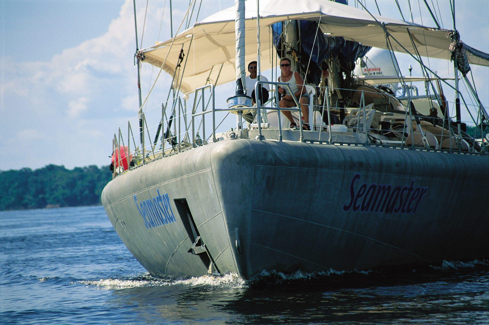 Blake's Last Voyage   New Zealand Geographic
