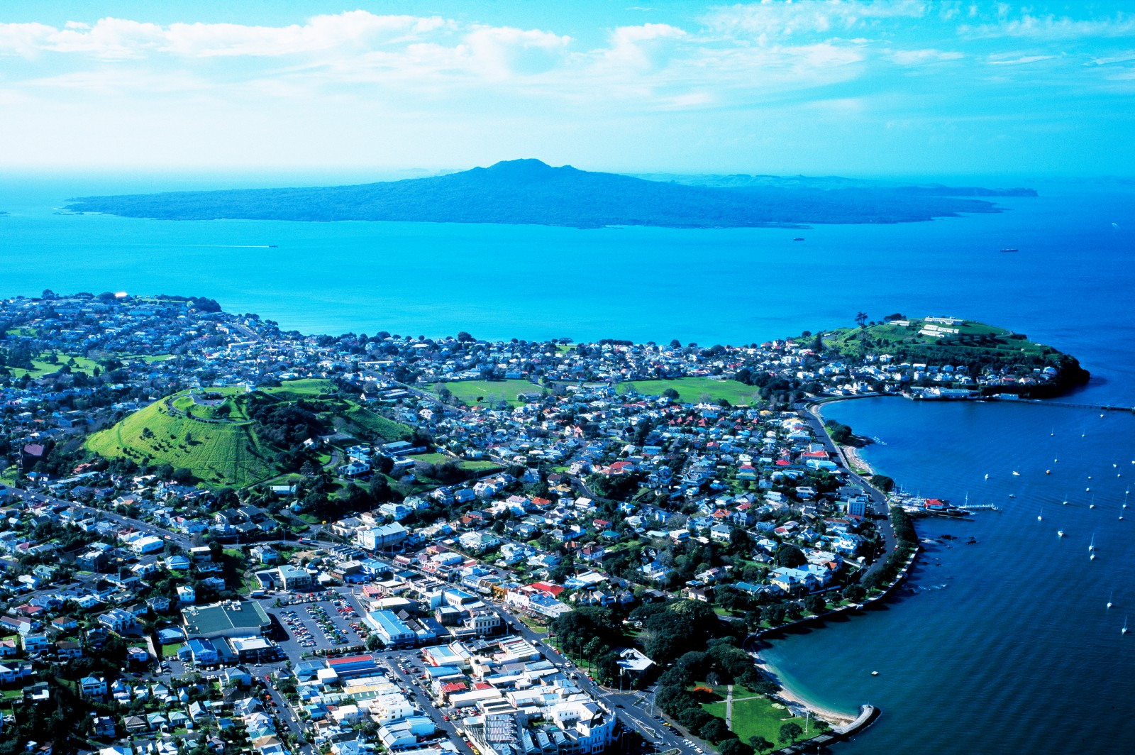 Rangitoto | New Zealand Geographic