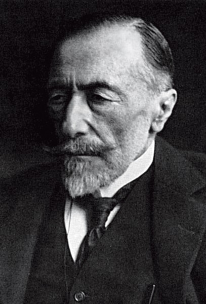 Before Joseph Conrad turned to writing he spent 20 years at sea, rising from common seaman to ship's captain.