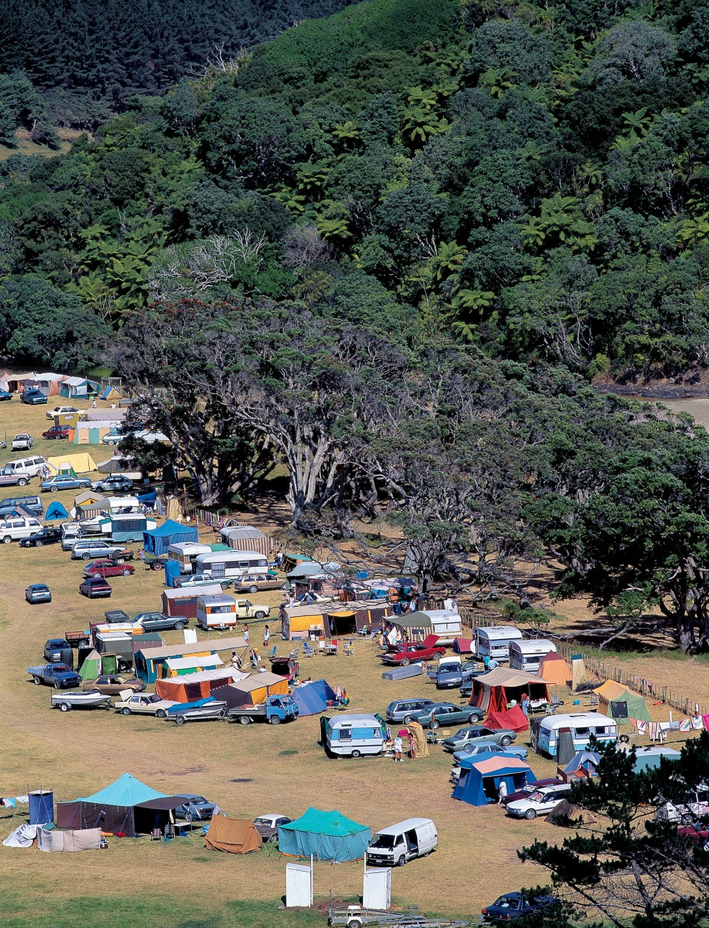 The Disappearance of Campgrounds | New Zealand Geographic
