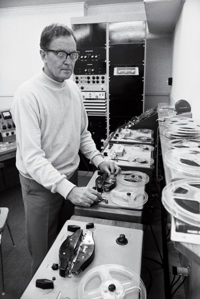 An electronic-music studio was established by Douglas Lilburn in the Hunter Building basement at Victoria University in 1966, the first of its kind in the Southern hemisphere. Lilburn was director until his retirement in 1980, dedicating the last 15 years of his career to this branch of composition.