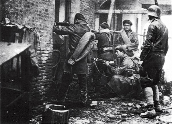 Nationalist forces meet organised resistance in Madrid (1936) as the war enters a new phase.