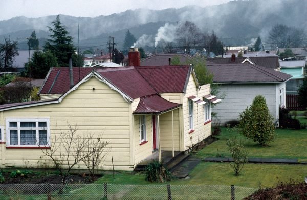 In towns more cramped, damp and smoky than present-day Reefton, miners of yesteryear wheezed out those parts of their lives that were not spent underground. Out of their hardship sprang the union movement and the Labour Party.