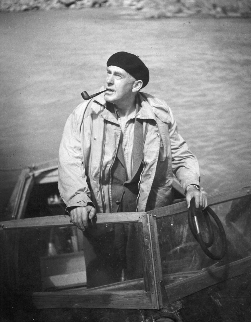 Among jet-boat enthusiasts and backyard tinkerers Hamilton remains an almost-mythical figure, a homegrown engineer who went against the flow of both the river and of what was thought to be possible.