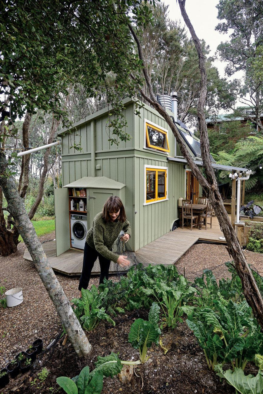 Tiny houses  New Zealand Geographic